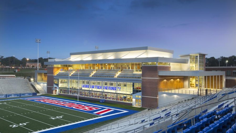 La Tech University >> Davison Athletics Complex Facilities La Tech Athletics