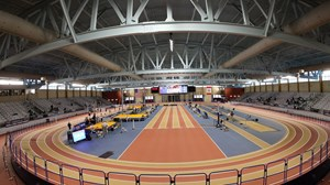 2018 Conference USA Indoor Track and Field Championships - February 17, 2018