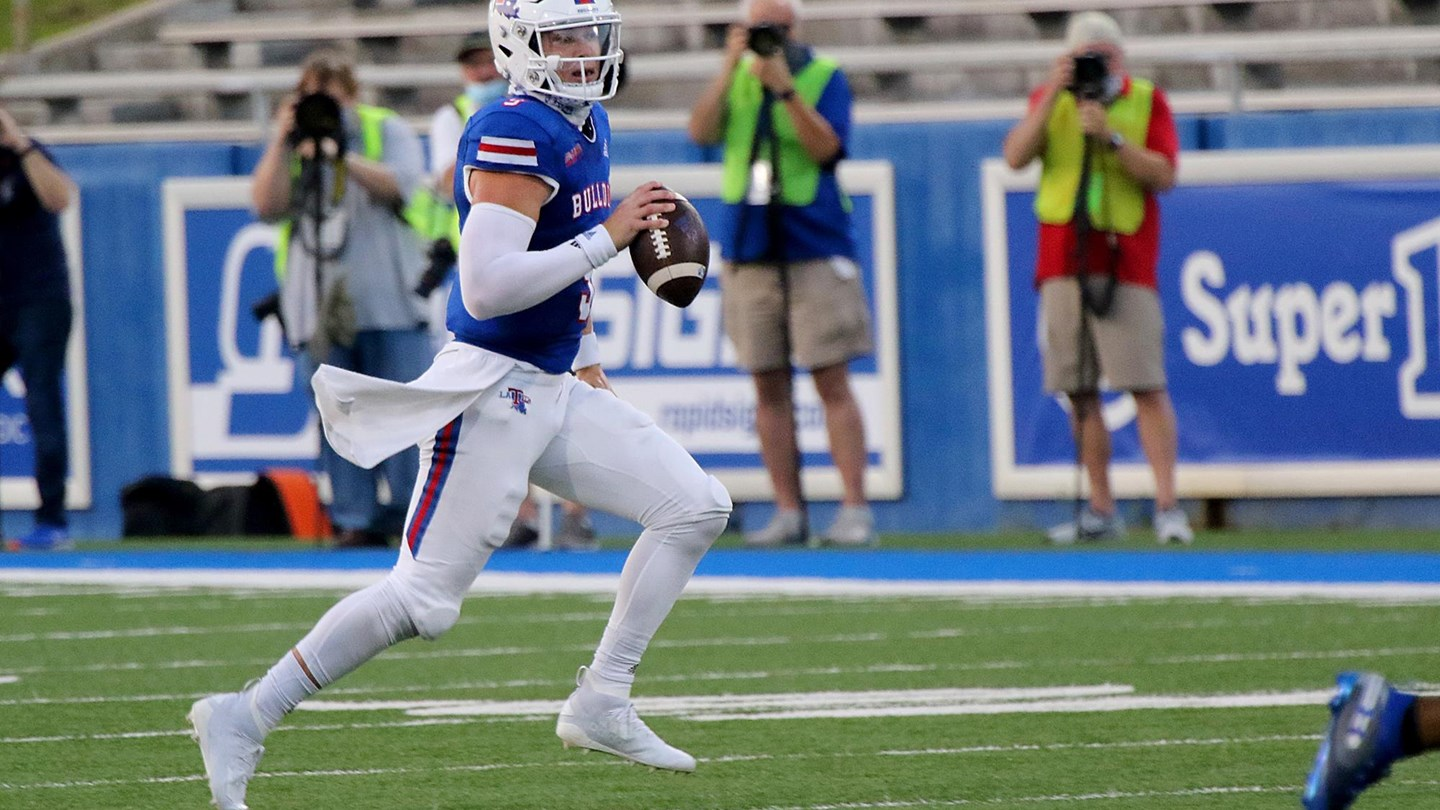 Game Preview Louisiana Tech At Byu The College Sports Journal